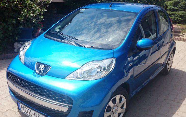 Peugeot - autófényezés, kárpittisztítás