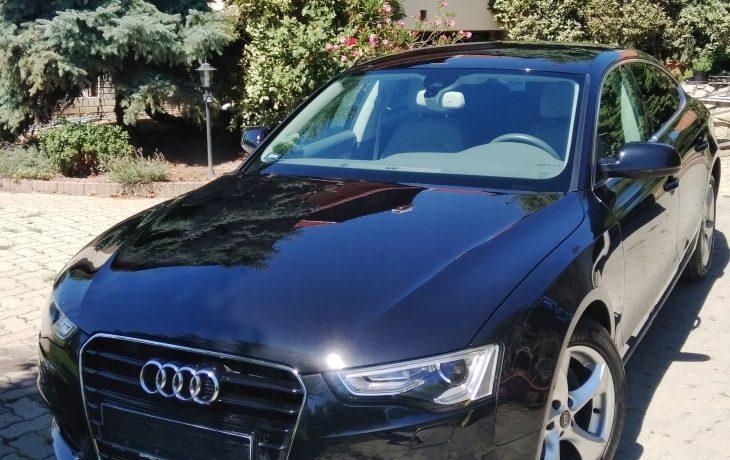 Audi A5 - autópolírozás, külső belső tisztítás