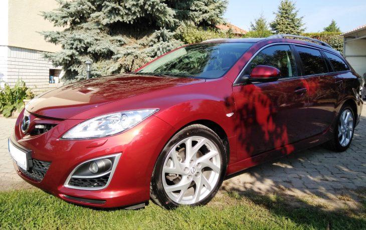 Mazda6 - kerék tisztítás, autópolírozás