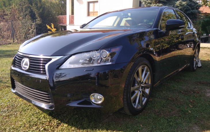 Lexus 450 gs